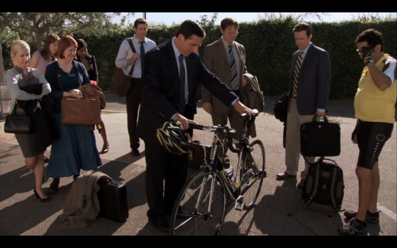 Trek Bicycle - The Office TV Show Product Placement