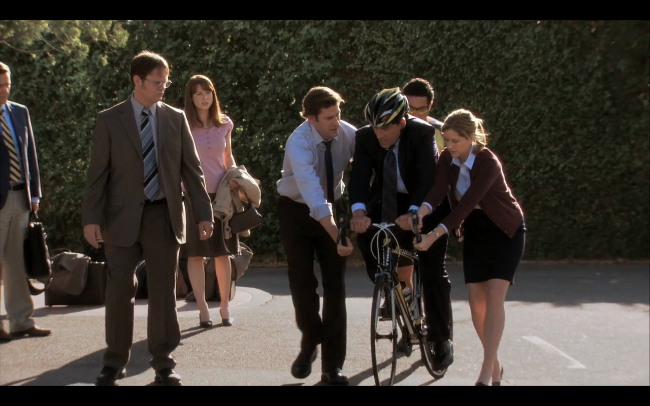 Trek Bicycle The Office Tv Show