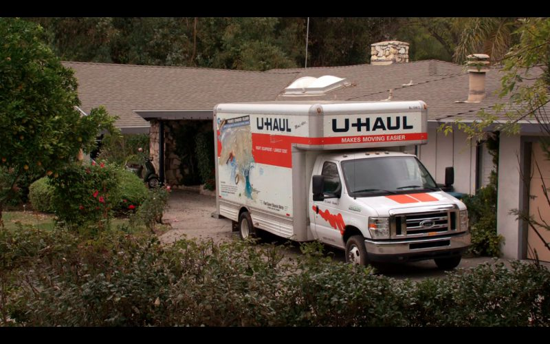 U-Haul - Silicon Valley TV Show Product Placement