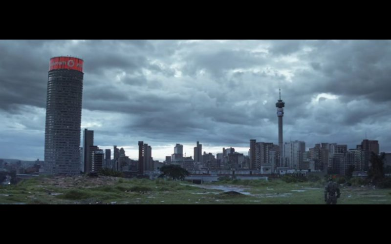 Vodacom – Chappie (2015) - Movie Product Placement