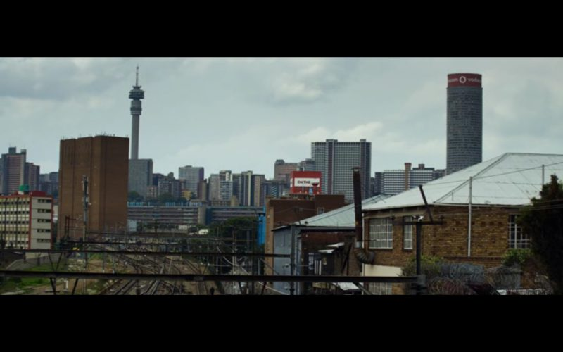 Vodacom – Chappie (2015) Movie Product Placement