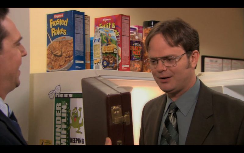 Wegmans Frosted Flakes – The Office