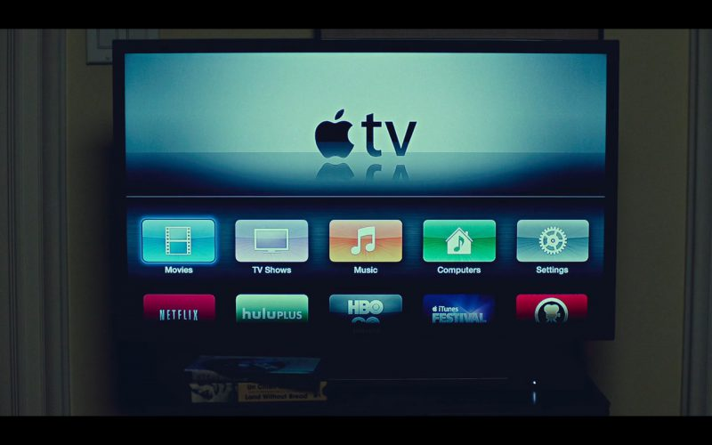 Apple TV - While We're Young (2014) - Movie Product Placement