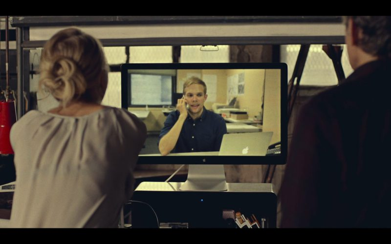 Apple Thunderbolt Display - While We're Young (2014) - Movie Product Placement