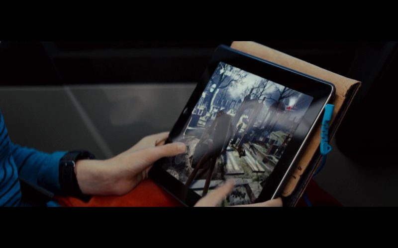 Apple iPad – Poltergeist (2015)