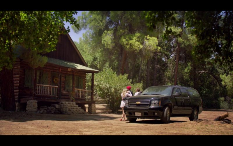 Chevrolet Suburban - Someone Marry Barry (1)