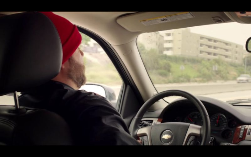 Chevrolet Suburban - Someone Marry Barry (2)