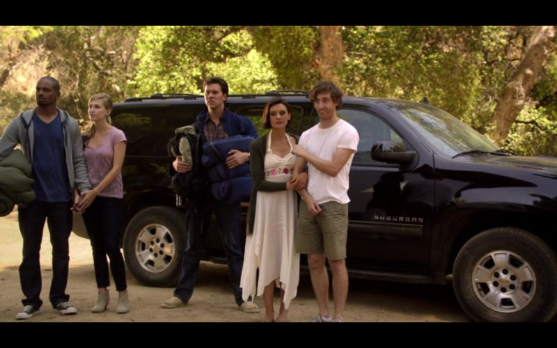 Chevrolet Suburban - Someone Marry Barry (3)