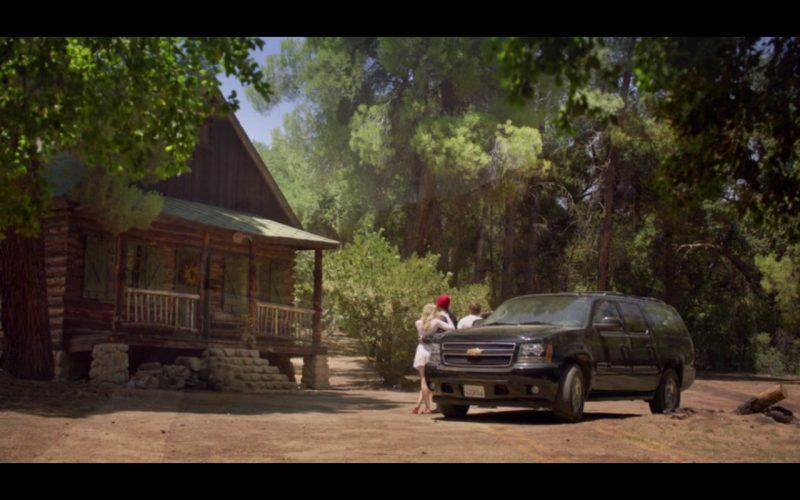 Chevrolet Suburban - Someone Marry Barry (4)
