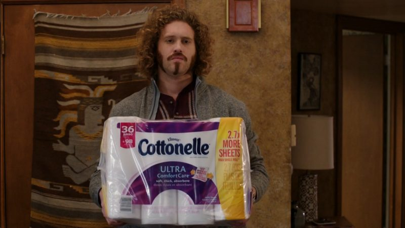 Cottonelle - Silicon Valley - TV Show Product Placement