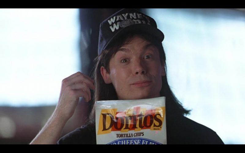 DORITOS Tortilla Chips - Wayne's World Product Placement (1)