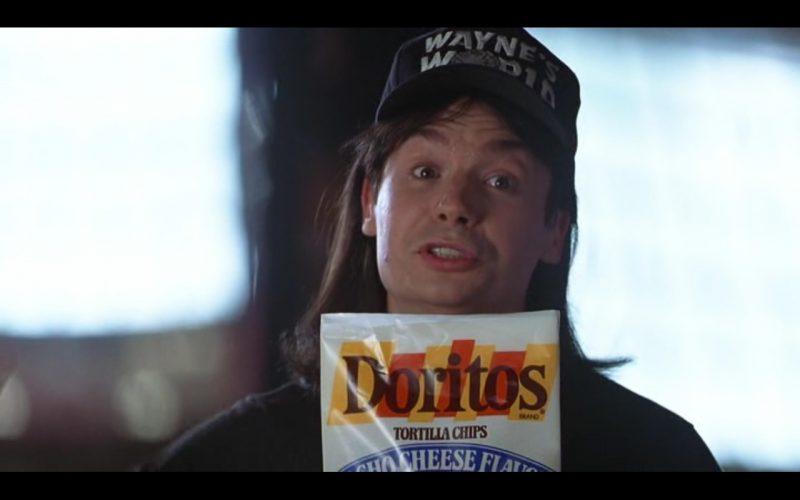 DORITOS Tortilla Chips - Wayne's World Product Placement (3)