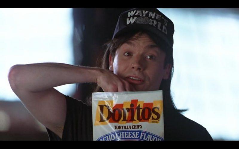 DORITOS Tortilla Chips - Wayne's World Product Placement (4)