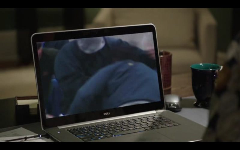 Dell Notebook – Get Hard (2015) Film Product Placement