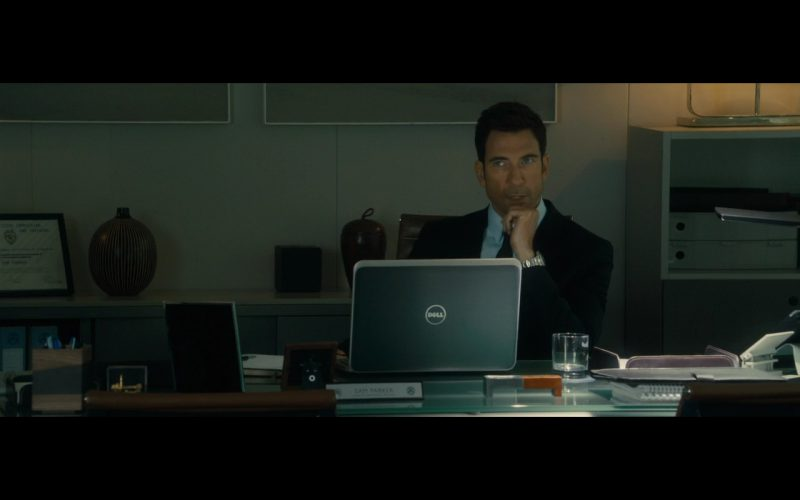 Dell Notebook - Survivor (2015) Movie Product Placement