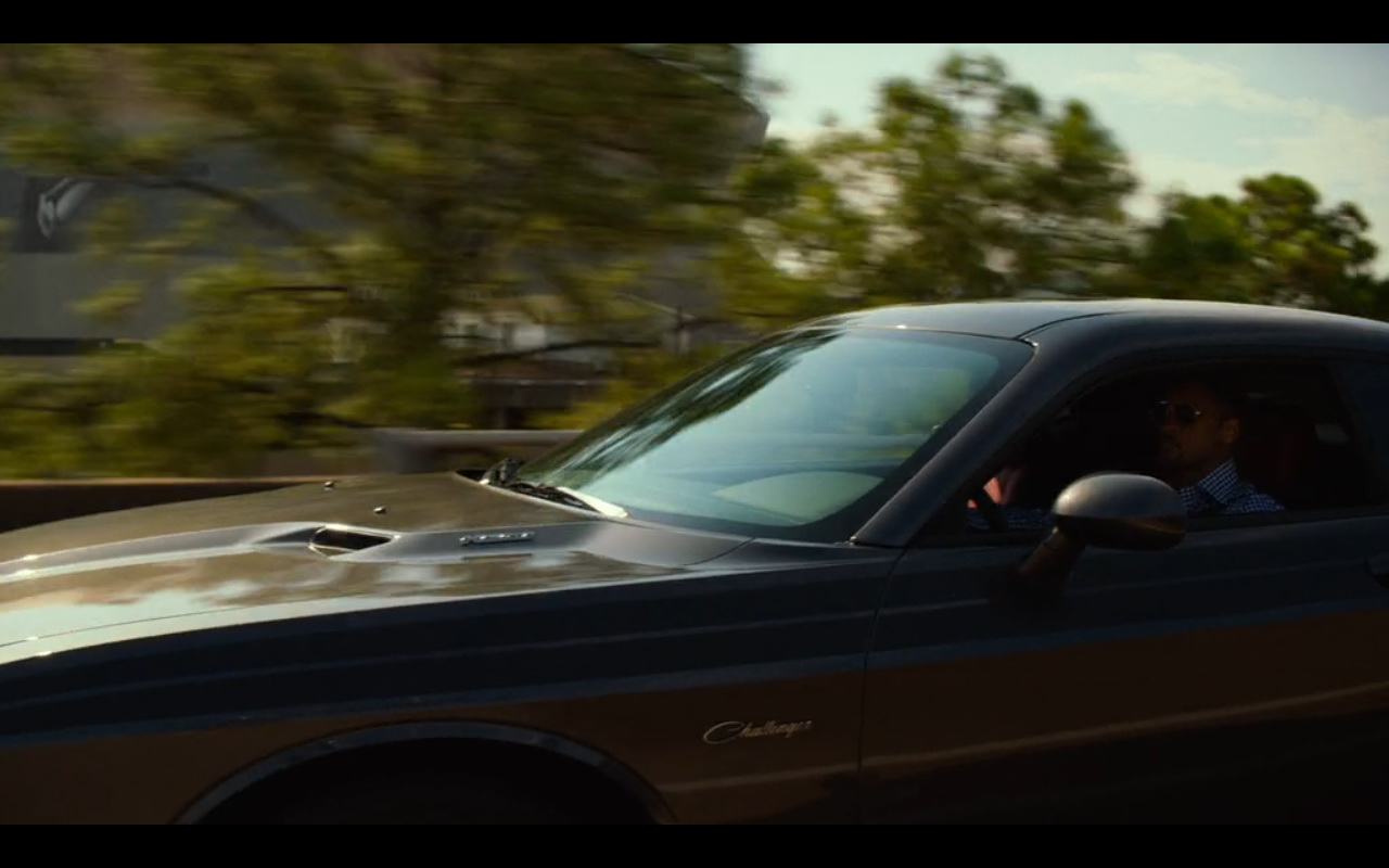 Dodge Challenger Focus 2015 Movie