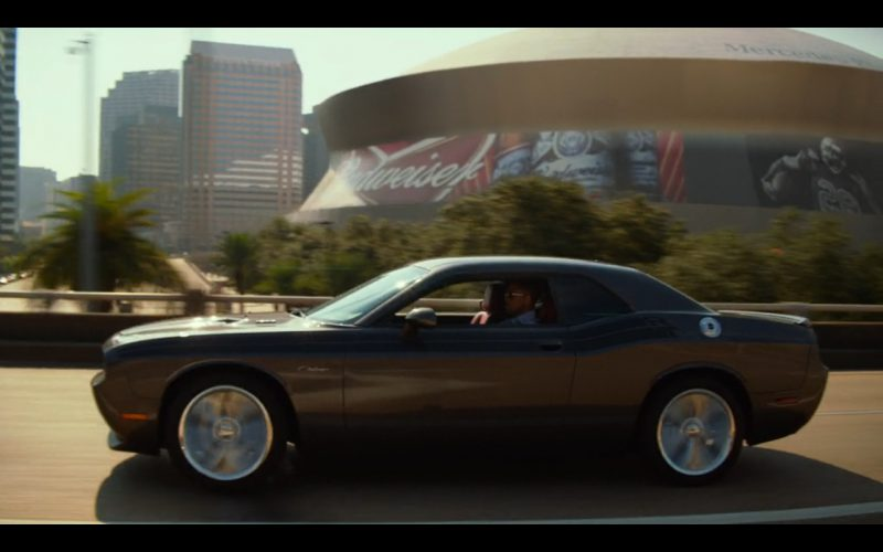 Dodge Challenger - Focus (2015) Movie Product Placement