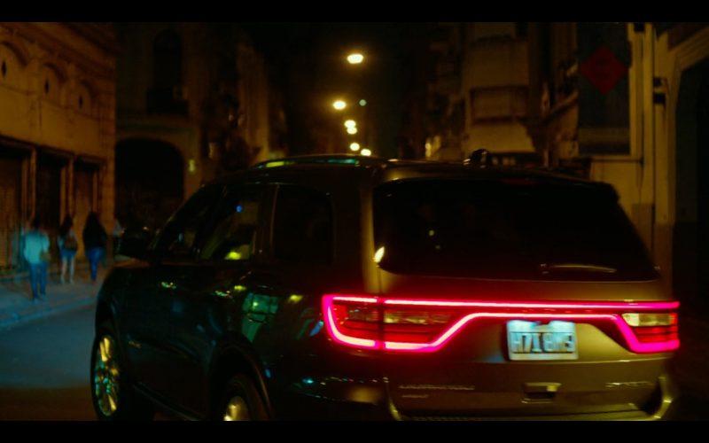 Dodge Durango - Focus (2015) - Movie Product Placement