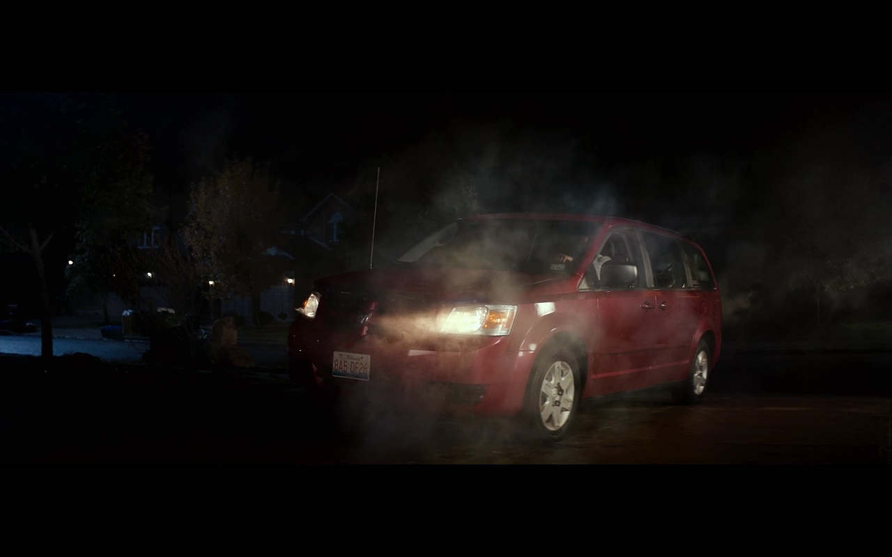 Dodge Grand Caravan Poltergeist 2015 Movie