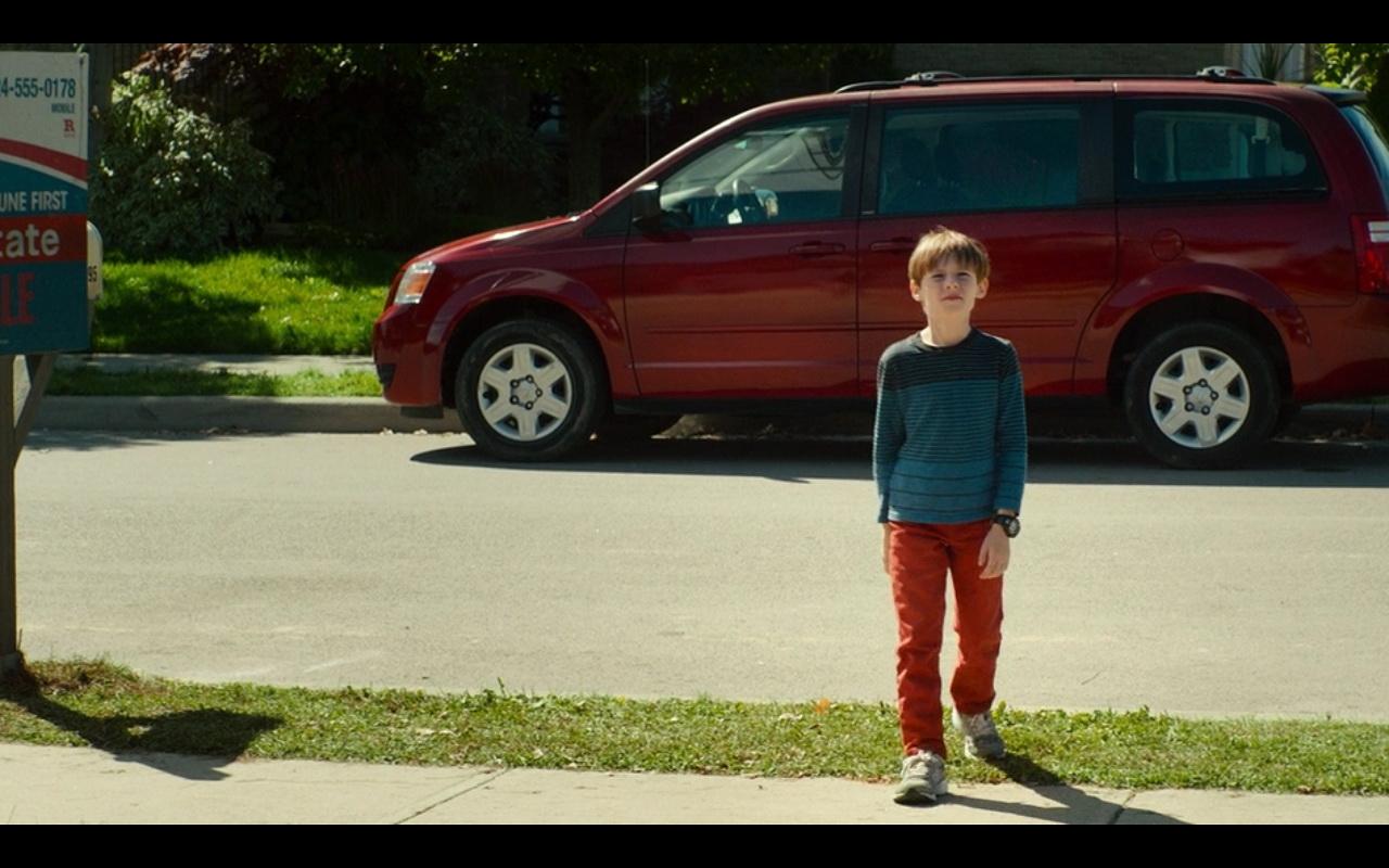 Dodge Grand Caravan Poltergeist 2015 Movie