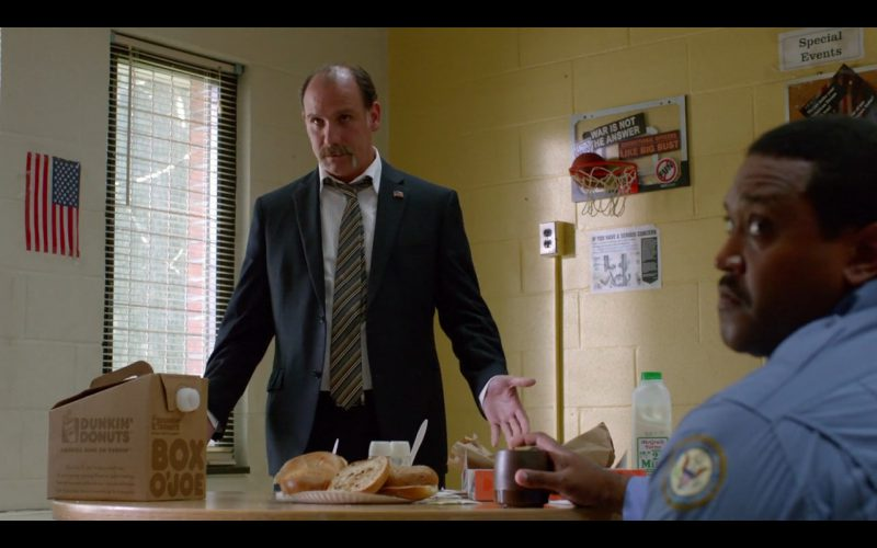 Dunkin' Donuts - Orange Is The New Black TV Show Product Placement