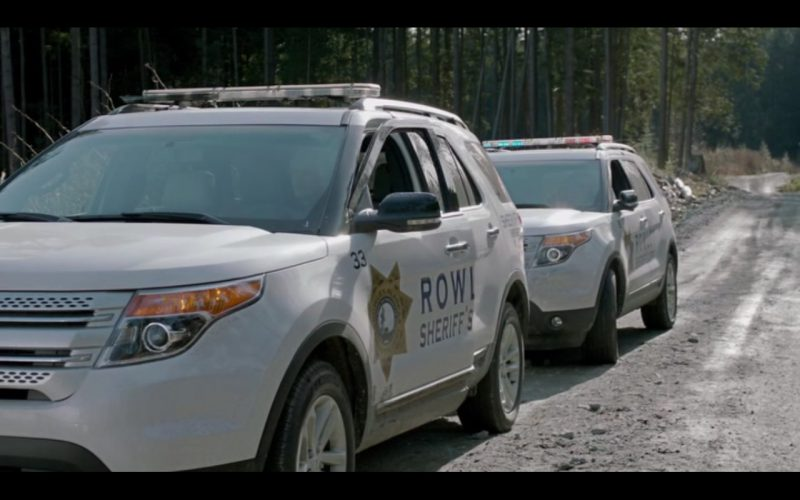 Ford Explorer - Grizzly (2014) Movie Product Placement