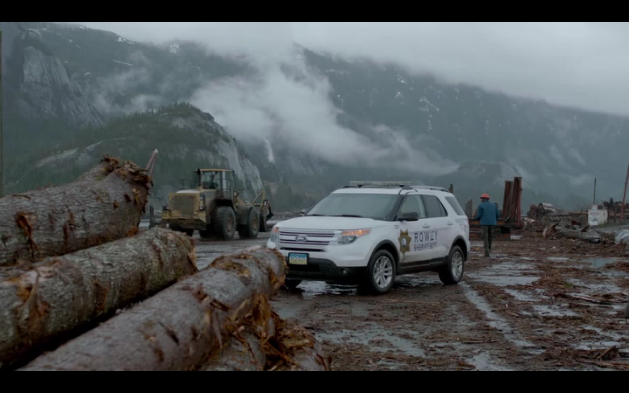 Ford Explorer Grizzly 2014 Movie Scenes