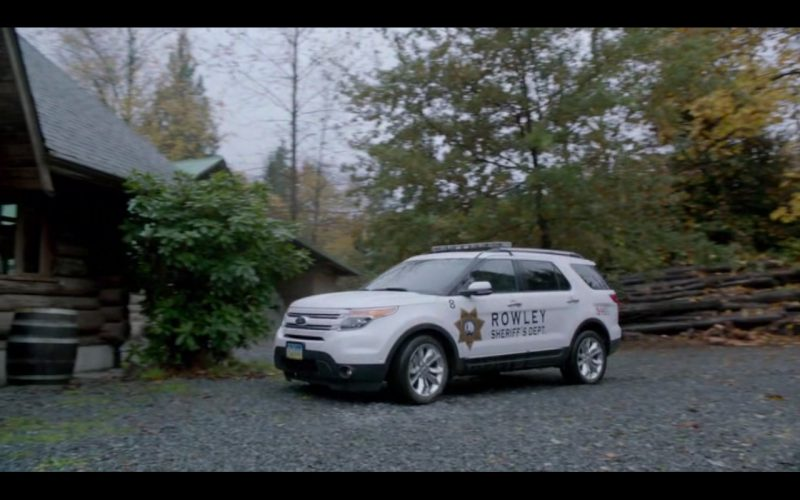 Ford Explorer - Into the Grizzly Maze (7)