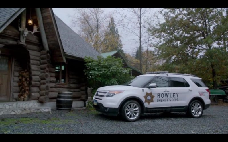 Ford Explorer - Into the Grizzly Maze (8)