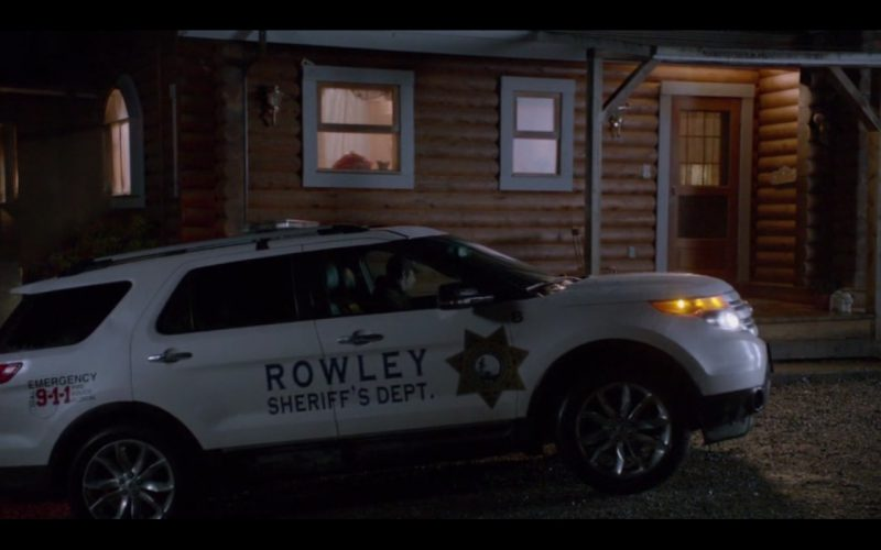 Ford Explorer - Grizzly (2014) - Movie Product Placement