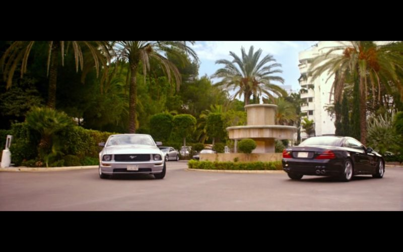 Ford Mustang - The Second Best Exotic Marigold Hotel (2015) - Movie Product Placement