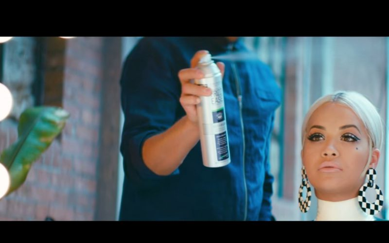 Frizz Ease Hairspray – RITA ORA – Poison (1)