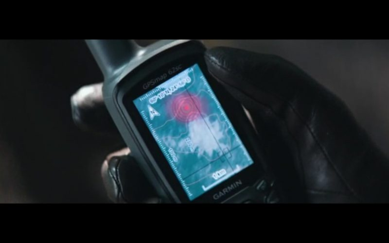 Garmin - Big Game (2014) - Movie Product Placement