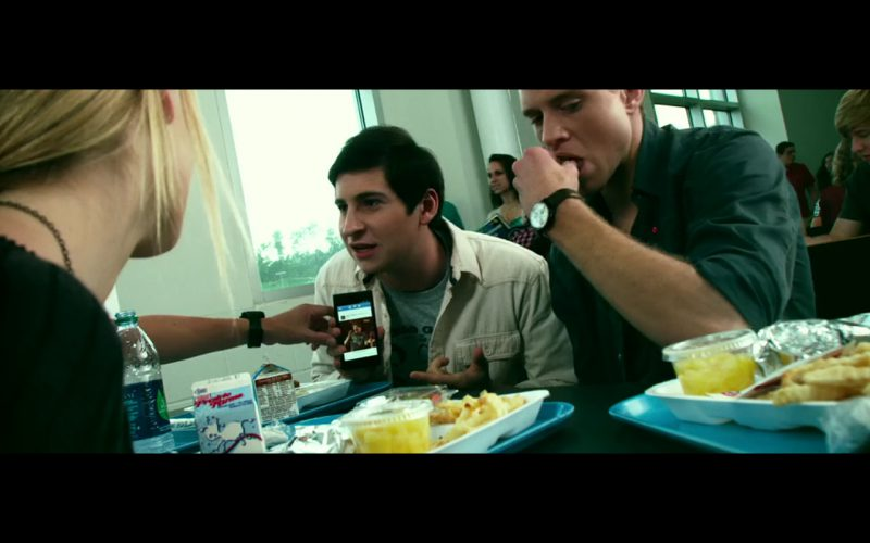 HTC Windows Phone – Project Almanac (2014) - Movie Product Placement