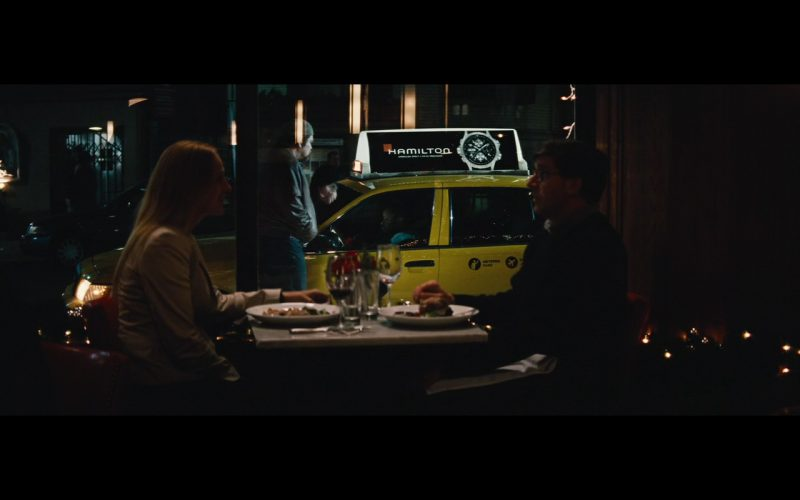 Hamilton Watch – Run All Night (2015) - Movie Product Placement