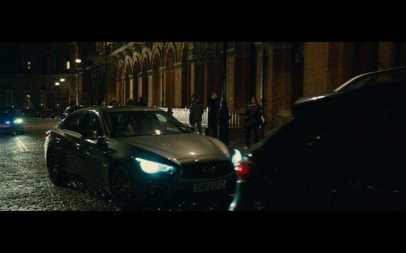 Infiniti Q50 – Survivor (2015) - Movie Product Placement