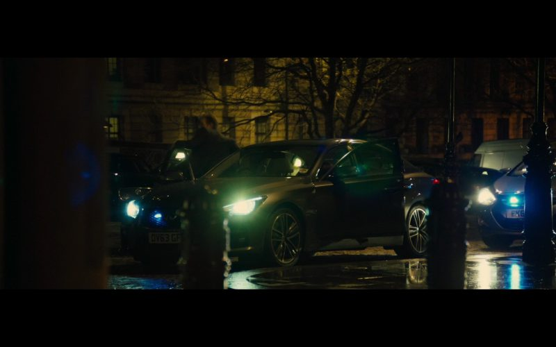 Infiniti Q50 – Survivor (2015) - Movie Product Placement
