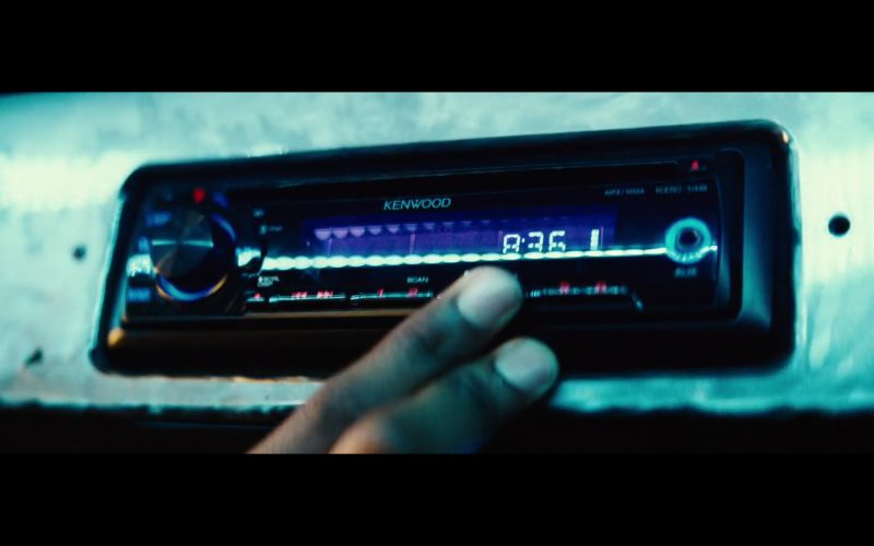 Kenwood Car Audio - Run All Night (2015) - Movie Product Placement