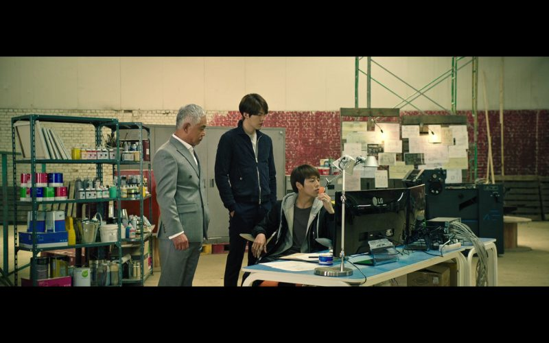 LG – The Con Artists (2014) (1)