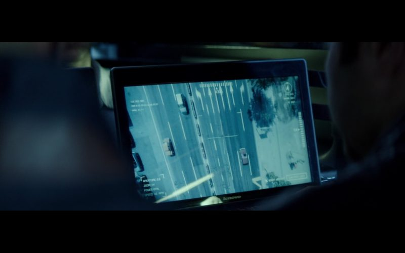 Lenovo Notebooks – The November Man (2014) Movie Product Placement