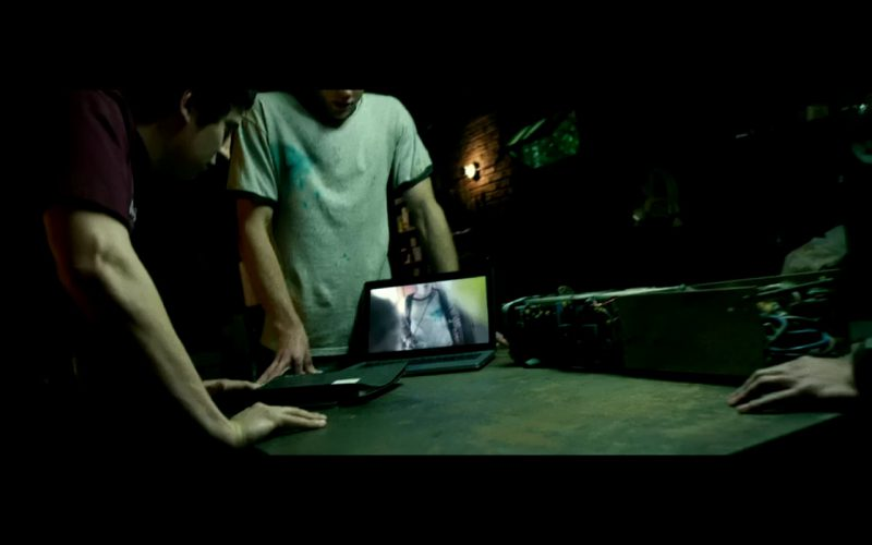 Lenovo Notebooks - Project Almanac (2014) - Movie Product Placement