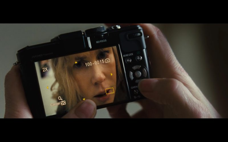 Lumix Camera - Before I Go to Sleep (2014) Movie Product Placement