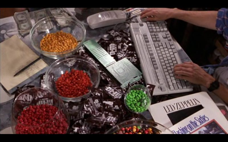 M&M'S – Wayne's World 2 (1993)