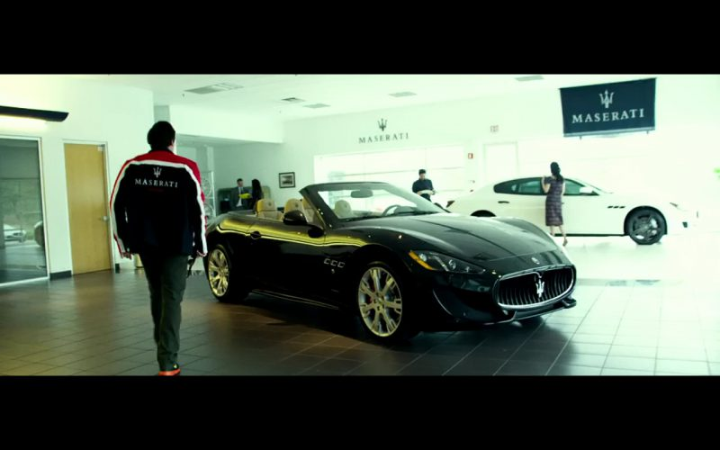 Maserati GranTurismo – Project Almanac (2014)