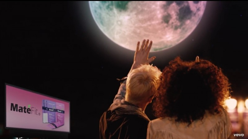 MateFit - Nicki Minaj - The Night Is Still Young Official Music Video Product Placement