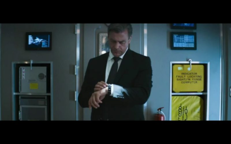 Maurice Lacroix Watches - Big Game (2014) - Movie Product Placement