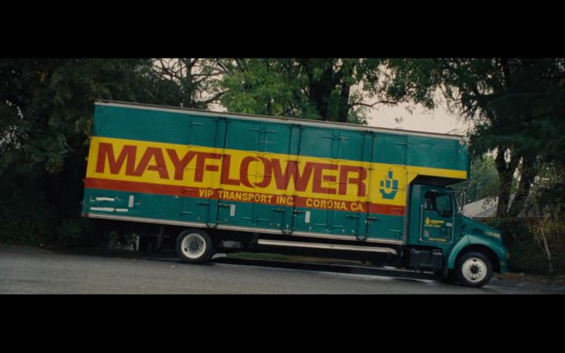 Mayflower – VIP Transport – McFarland, USA (2015)