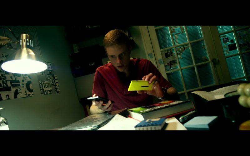 Nokia Lumia - Project Almanac (2014) Movie Product Placement