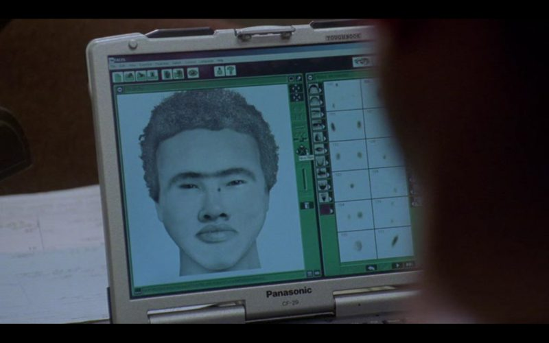 Panasonic Notebook – The Wire TV Show Product Placement