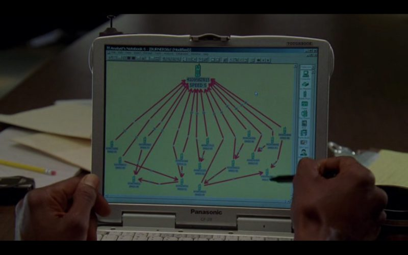 Panasonic - The Wire - TV Show Product Placement